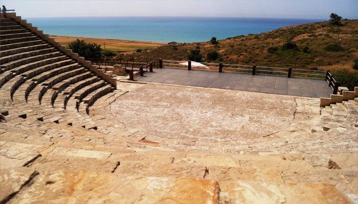 Odeon at Kourion