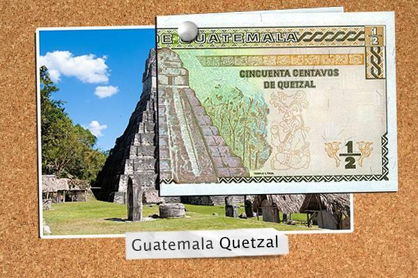 Tikal - Quetzal