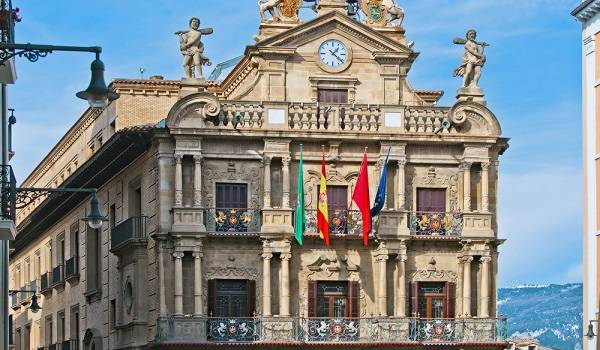 Town Hall Pamplona