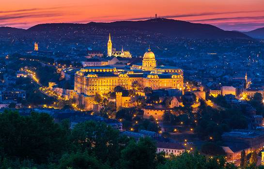 Pick Of The Real Deals: Beautiful Budapest!