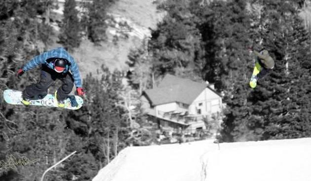 Alternative ski - Las Vegas