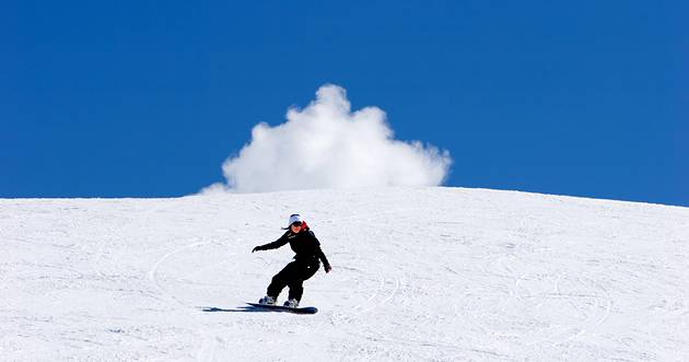 Alternative ski - Sierra Nevada