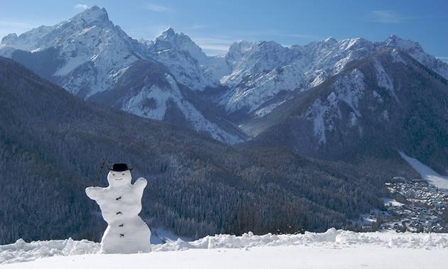 Alternative ski - Slovenia