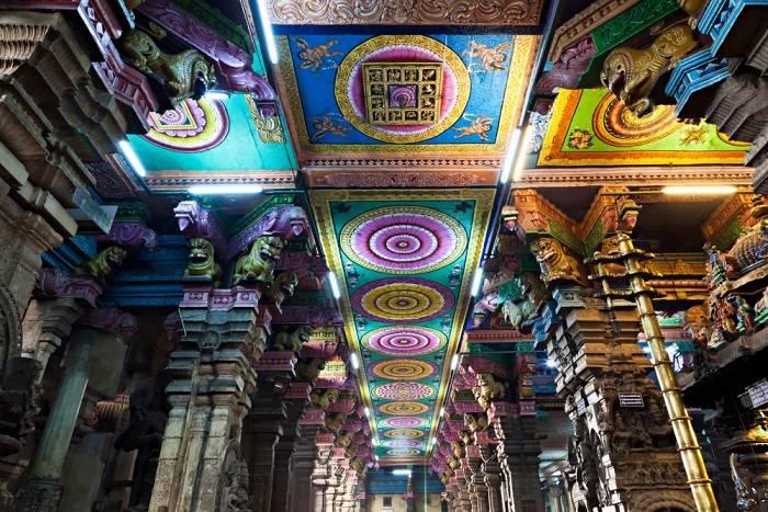 inside Meenakshi
