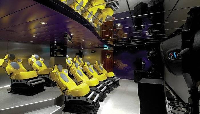 4D cinema theatre