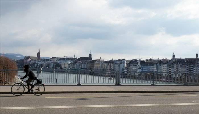 basle bridge view