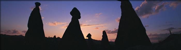 Argos in Cappocia landscape