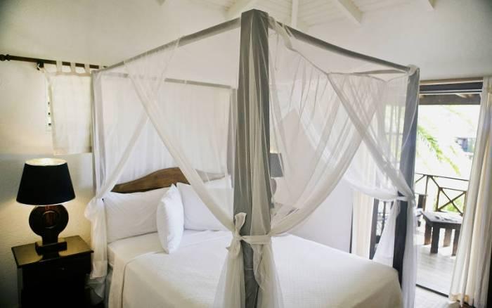 Keyonna Beach bedroom