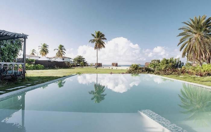 Keyonna Beach Swimming Pool