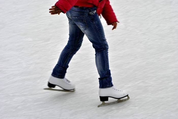 Ice Skate Korea