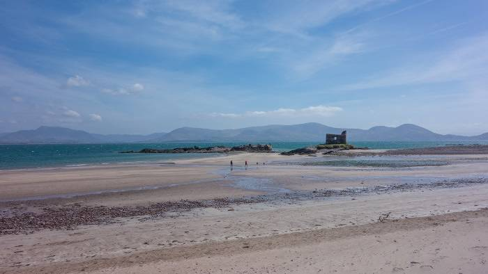 Ballinskelligs Beach Ireland