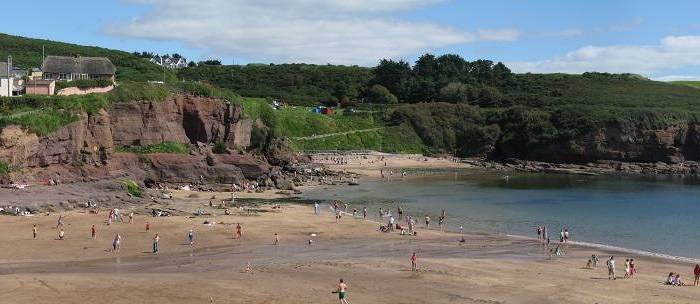 Dunmore Beach Ireland