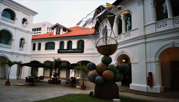 SAM aka Singapore Art Museum