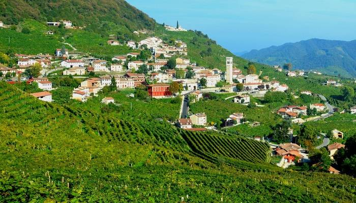 Italy is an incredible area for Prosecco