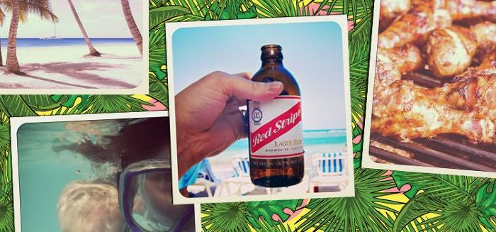 Red Stripe Jamaica