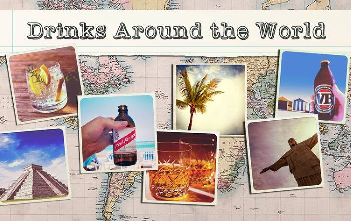 Drinks around the world