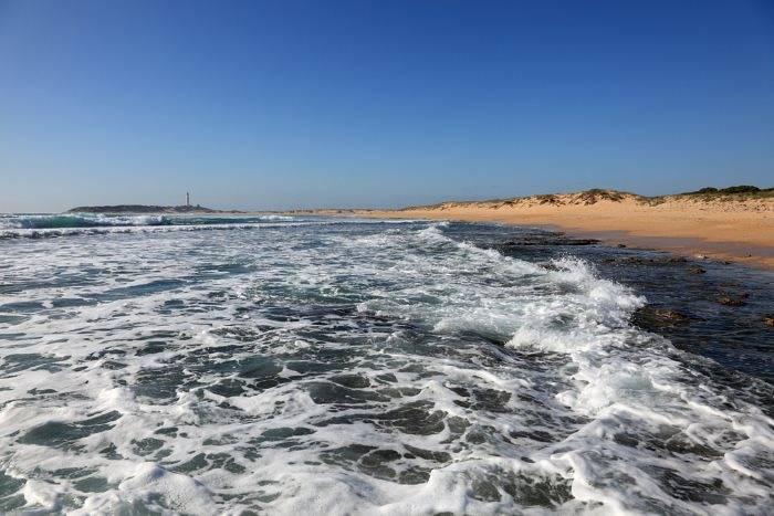 El Pamar Beach