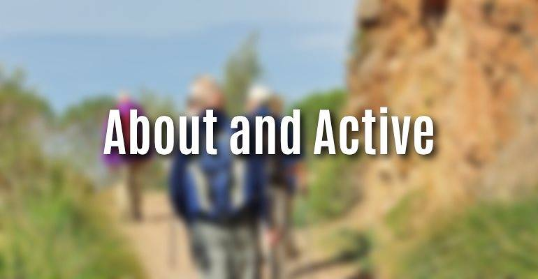 About and active