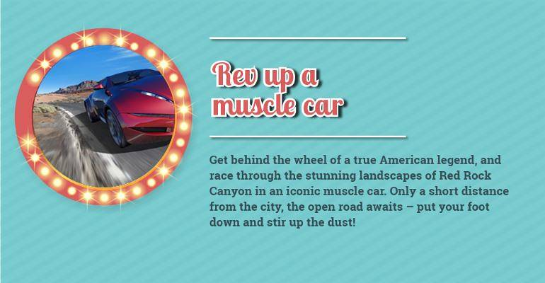 Rev up a Muscle Car