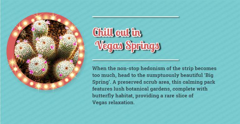 Chill Out in Vegas Springs