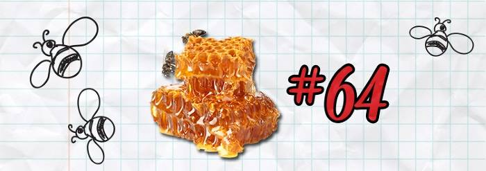 #64 Fresh honey