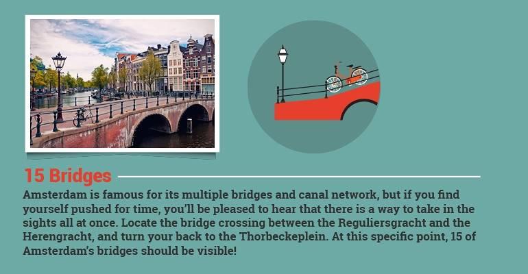 15 Bridges