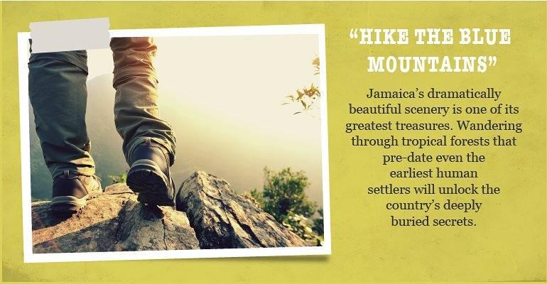 Hike the Blue Mountains