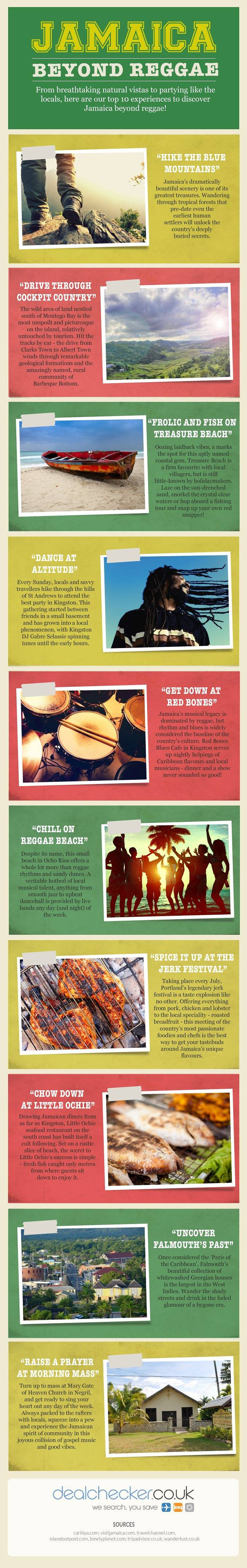 Jamaica Beyond Reggae