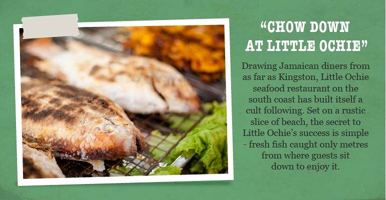 Chow down at Little Ochie