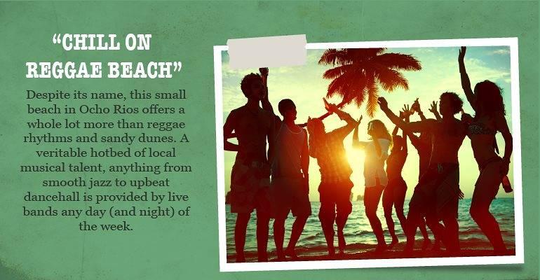 Chill on Reggae beach