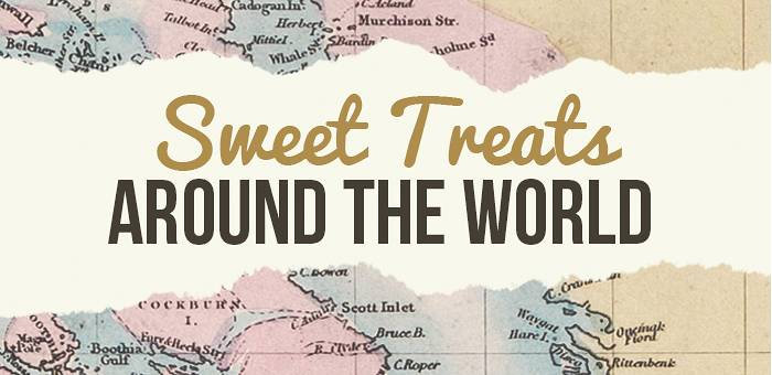 Title: Sweet Treats Around the World