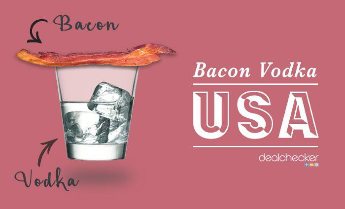 Bacon Vodka from the USA