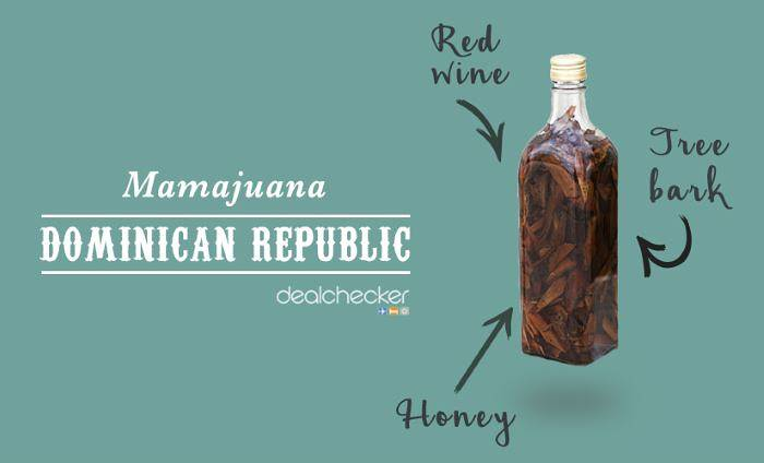 Mamajuana from the Dominican Republic