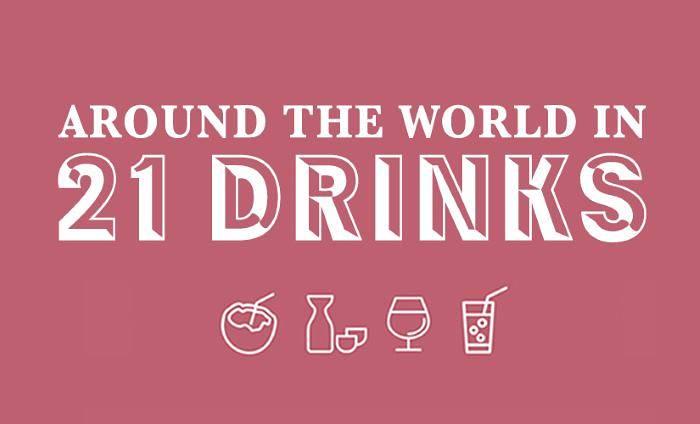 21 Unusual Drinks