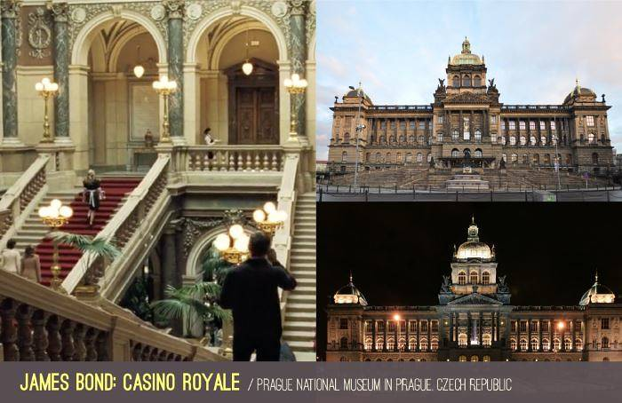 Casino Royale - Prague