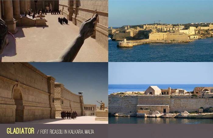 Gladiator - Malta