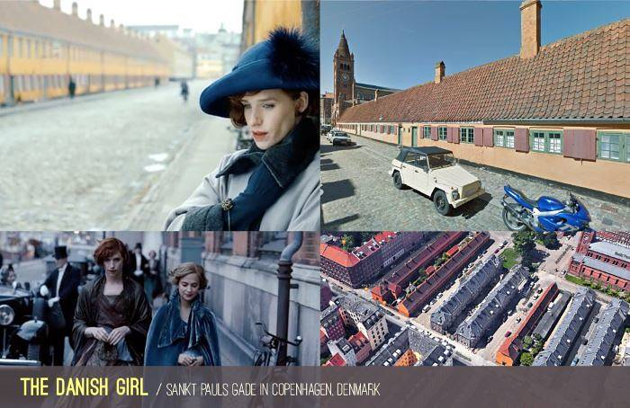 The Danish Girl - Copenhagen