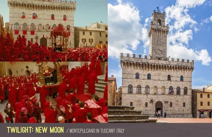 Twilight - Italy