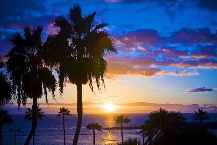 Gran Canaria sunset