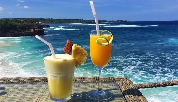 Bali drinks