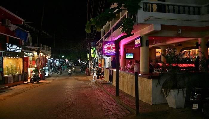 Tito's Lane