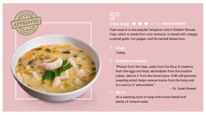 Turkey - Tripe Soup