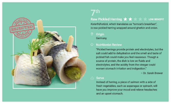 Germany - Pickled Herring