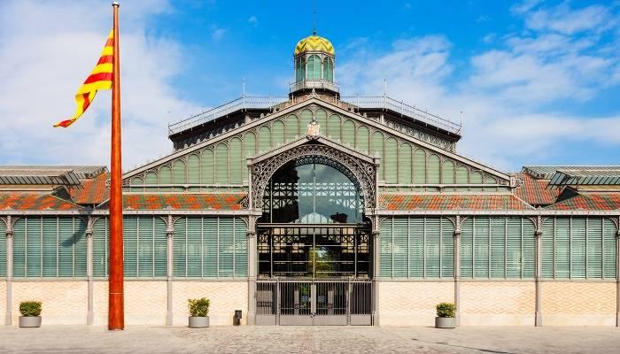El Born Cultural Centre Barcelona