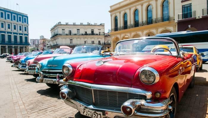classic cars havana