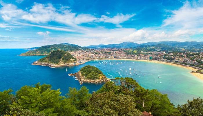 Photo of San Sebastian
