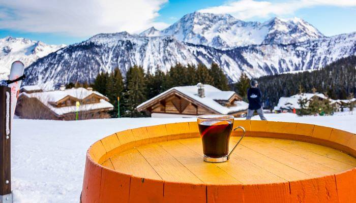 Mulled Wine Ski Resort