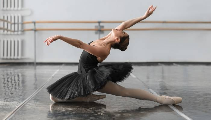 Ballet orginating in Russia