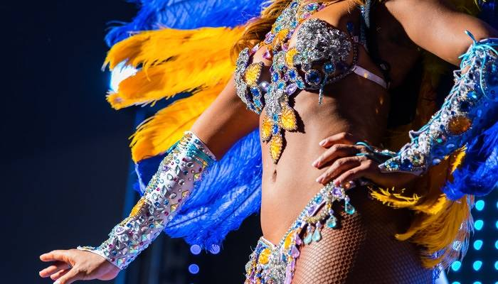 Samba from Brazil