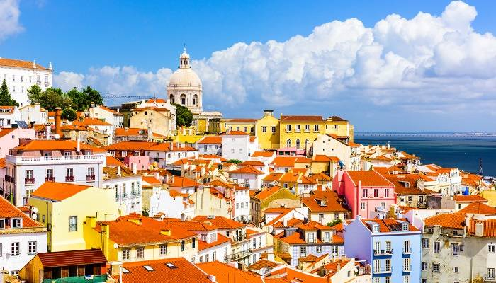 views of lisbon
